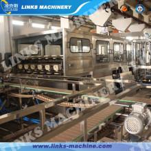 600bph máquina de enchimento de 5 galões de corredor estável