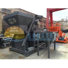 Große Kapazität Hzs60 Vollautomatische Ready Mixed Betonmischanlage