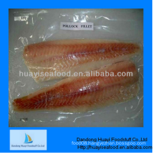 frozen alaska pollock fillet competitive price