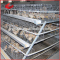 Poultry farming popular used H type chick cage,baby chick cage