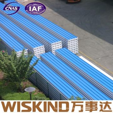 Sandwich-Dachplatte für Stahlkonstruktion