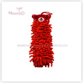 Wholesale Promotion Gift Kitchen Hanging Carton Chenille Hand Towel