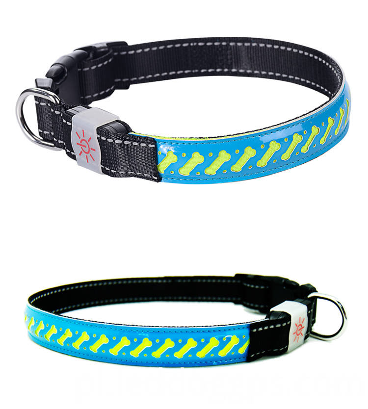 Led Dog Collar Rechargeable