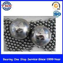Esferas de aço esféricas inoxidáveis / esferas de aço carbono / bolas redondas de aço / grandes bolas de aço ocas / esferas anais (diâmetro 80 milímetros)