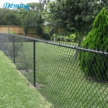 pvc coated galvanized used chain link fence
