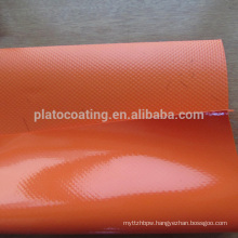 Make-to-Order Supply Type and Plain Style PVC Coated Tarpaulin