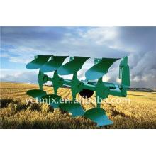 Fazenda 1LF-430 trator 8 partes compartilham arado reversível venda quente (fábrica)