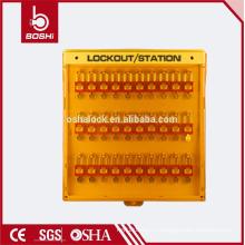 BD-B202 BRADY 30 крюк для ключей станция безопасности блокировка станции China Lockout Station