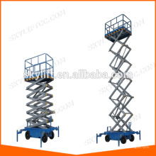 China motorcycle electric scissor lift table