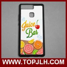 Téléphone cellulaire Sublimation TPU téléphone Etui Huawei P9 Plus