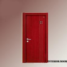 Porte en bois de conception porte principale en bois bois porte d'entrée principale
