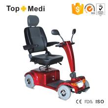 Scooter eléctrico de motor multifuncional con asiento giratorio