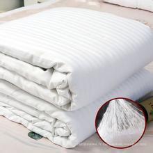 Tissu 100% coton égyptien par Shandong Tissu 100% coton imprimé Chemise à pois