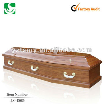 making china cremation coffin JS-E083