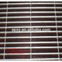 anti-climb wire mesh fence/welded wire mesh fencing/wire mesh fence for boundary wall