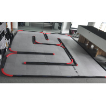 Amusement Park Professional Racing Track 40 Square Meters RC Track