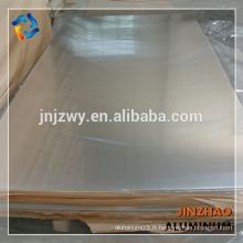 Série 7000 feuille d'aluminium 3 mm 7075 7070 H 112