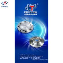 Soldadura cuello bridas carbono y acero inoxidable (LT-008)