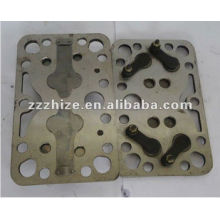 Direct selling Bus Air Conditioner Compressor Parts Valve plate
