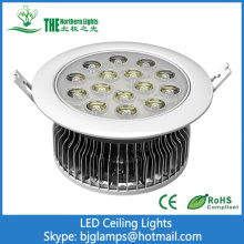 15W LED Ceiling lights of Commercial Lighting