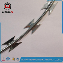 concertina razor barbed wire / razor wire fencing