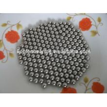 Aço inoxidável, AISI 1010, AISI 1015, AISI 1045, AISI 1085, etc. Material Bola de aço G1000