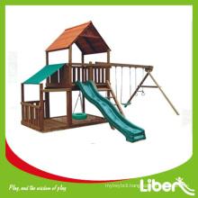 2014 New Design wood Amusement Park