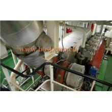 Gtx2867r Turbo Billet Compressor Impulsor da roda 10 Lâmina 446179-0094 Fit Gtx28r Rolamento de esferas Turbo 816366-0001 / 816366-1 Fatory Fornecedor EUA