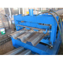Automatic Steel Floor Cold Decking Roll Forming Machine Made in China