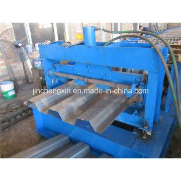 Automatische Stahlboden-kalte Decking-Rolle, die Maschine hergestellt in China bildet