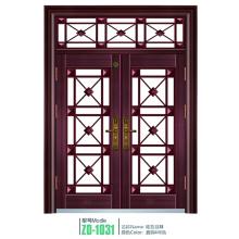 Contemporânea do ferro porta de ferro forjado