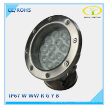 IP67 15W LED Swimming Pool Light with DMX Control
