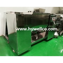 Single Paddle Mixing Machine for Food