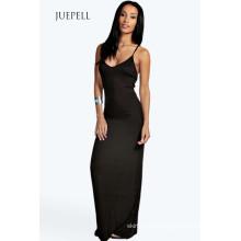 Tilly Strappy Voltar Detalhe Mulheres Maxi Dress