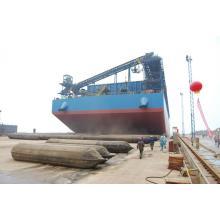 Ship Moving Marine launching balloon
