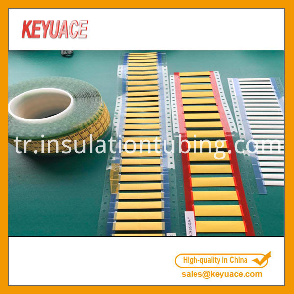 Halogen Free Plastic Cable Label Marker
