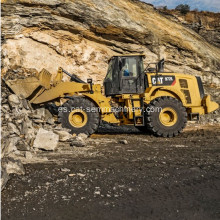 Cat 972L 7 ton loader de ruedas medianas