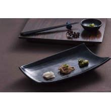 Placa de geada melamina / prato acabado emaranhado (iw12421)
