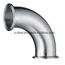 90 Degree Clamped Elbow-Clamped Elbow-Pipe Fitting