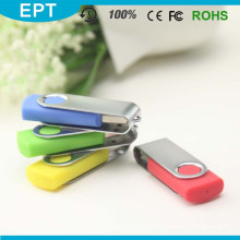 Top Sale Colorful Twister USB Flash Drive with Life Warranty
