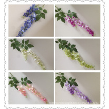 Decor Long Wisteria Artificial Flower