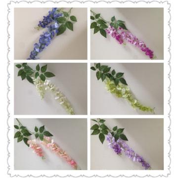 Decor Long Wisteria Artificial Flower