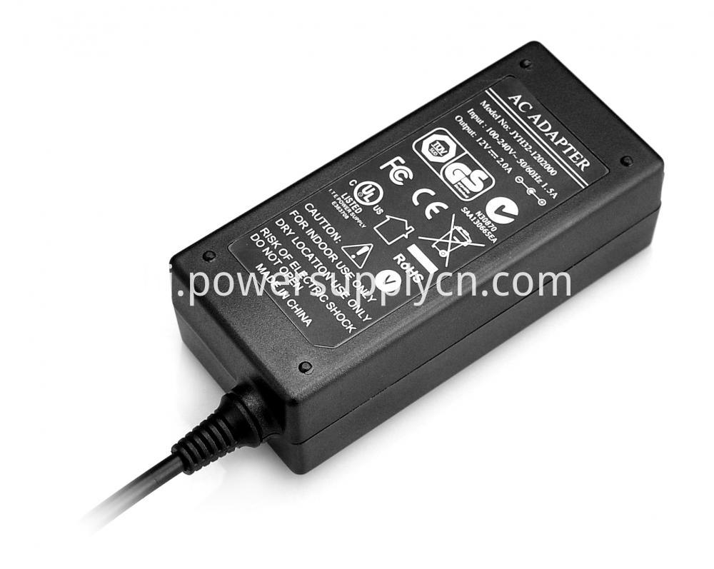 12v 2a dc power supply