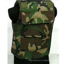 Chaleco antibalas de Kevlar nivel 3 / Chaleco antibalas Soft Police / Chaleco blindado corporal a nivel NIJ IIIA
