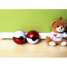 2016 Presente bonito 1000mAh do Natal Pokemon Go Pokeball Power Bank