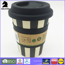 BPA Free Biodegradable Bamboo Coffee Mug