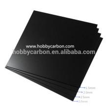 Plaques / feuille de haute qualité G10, 2mmx400mmx500mm, feuille de fibre de verre G10