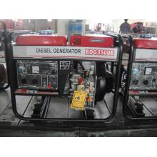 Super Silent tragbarer Dieselgenerator (BDG3500E)
