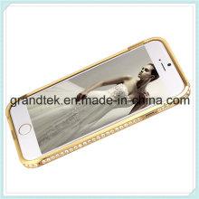 Bling Diamond Metall Aluminiumstoßkasten für iPhone6