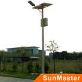 Garantía de 5 años de equipos solares 30W detallada Solar calle luz precio lista